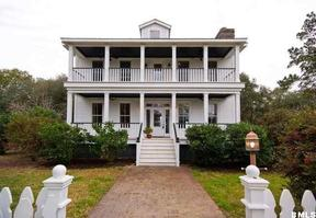 Beaufort SC Single Family Home Sold: $580,000