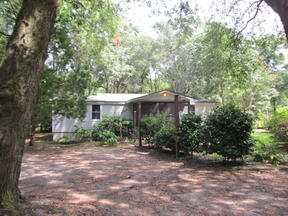Beaufort SC Mobile Home Sold: $159,000