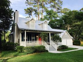 Beaufort SC Single Family Home Sold: $329,900