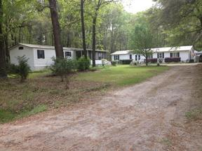 Beaufort SC Single Family Home Sold: $155,900