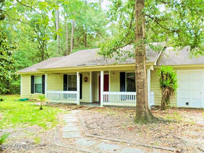 Beaufort SC Single Family Home Sold: $120,000