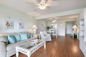 Condo Sleeps 4 Vacation Rental: K-107 Cedar Reef Villas
