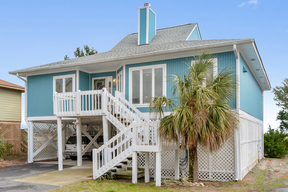 Harbor Island SC Beach House Sleeps 7 Vacation Rental: $1,895 Per Week