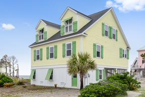 Single Family Sleeps 7 Vacation Rental: 110 North Harbor Drive