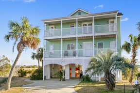 Harbor Island SC Single Family Sleeps 10 Vacation Rental: $1,480 Per Week