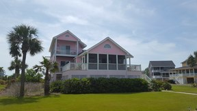 Single Family Sleeps 8 Vacation Rental: 1 Windjammer Court