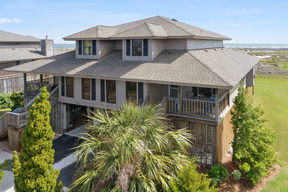 Harbor Island SC Duplex Sleeps 8 Vacation Rental: $2,055 Per Week