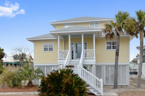Beach House Sleeps 6 Vacation Rental: 72 North Harbor Drive