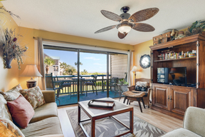 Condo Sleeps 4 Vacation Rental: M-113 Ocean View Villas