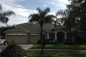 Single Family Home Rented: 889 Palm Oak Drive