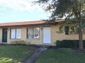 Villa For Rent: 605 Northlake Blvd.  #58