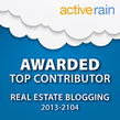 ActiveRain Top Contributor Award