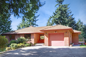 Single Family Home Sold: 16403 Marine View Dr SW