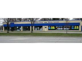 Commercial For Sale: 32640 W MICHIGAN AVE