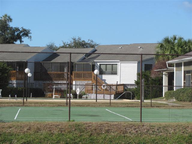 River Cove Landings Tennis Courts