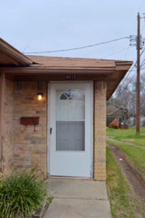 Residential Lease For Lease: 4015 Hawlet #