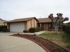 Lake Elsinore CA Residential For Rent: $1,695