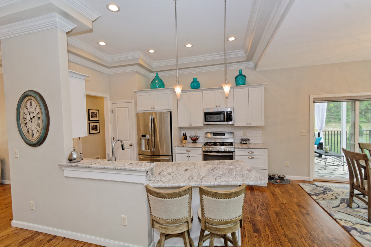 Kitchen For New Homes Photo Gallery Of Kitchens And New Homes By Cerrone Builders