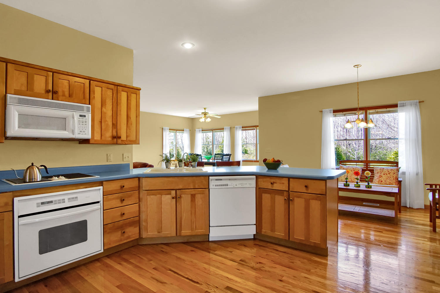 123 McKendree Park - Kitchen