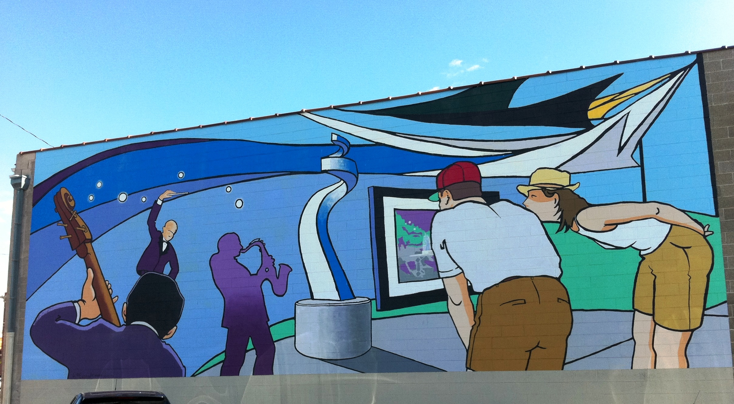 Yolanda Hoversten, Realtor - Belleville IL Mural