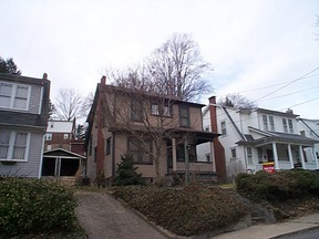 Residential : 1117 HICKORY RD