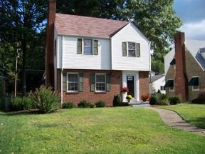 Residential : 3714 VIRGINIA AVE