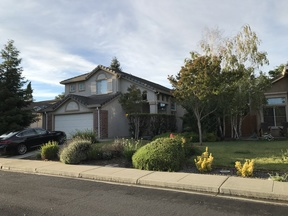 Vacaville CA Rental For Lease: $2,500 Rent