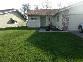 Vacaville CA Single Family Home For Rent: $1,675 Deposit 1775