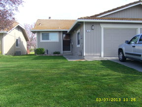 Vacaville CA Residential For Lease: $1,600