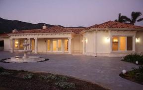 Single Family Home Sold: 24640 Blue Dane Lane