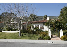 Single Family Home Sold: 3535 MALIBU COUNTRY DR.