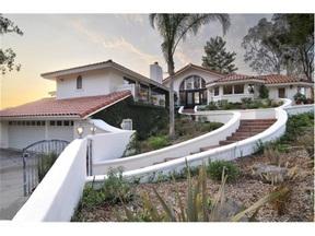 Single Family Home Sold: 31800 Lobo Canyon Rd.