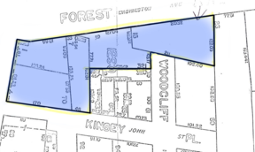 Commercial Leased: Forest Ave