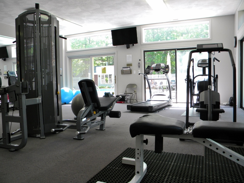 Deer Hedge Run Fitness Room