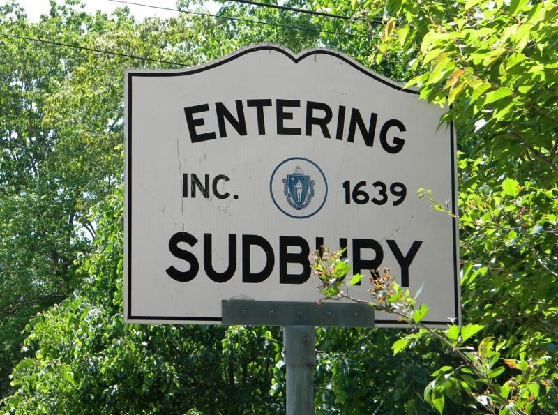 Sudbury MA 01776