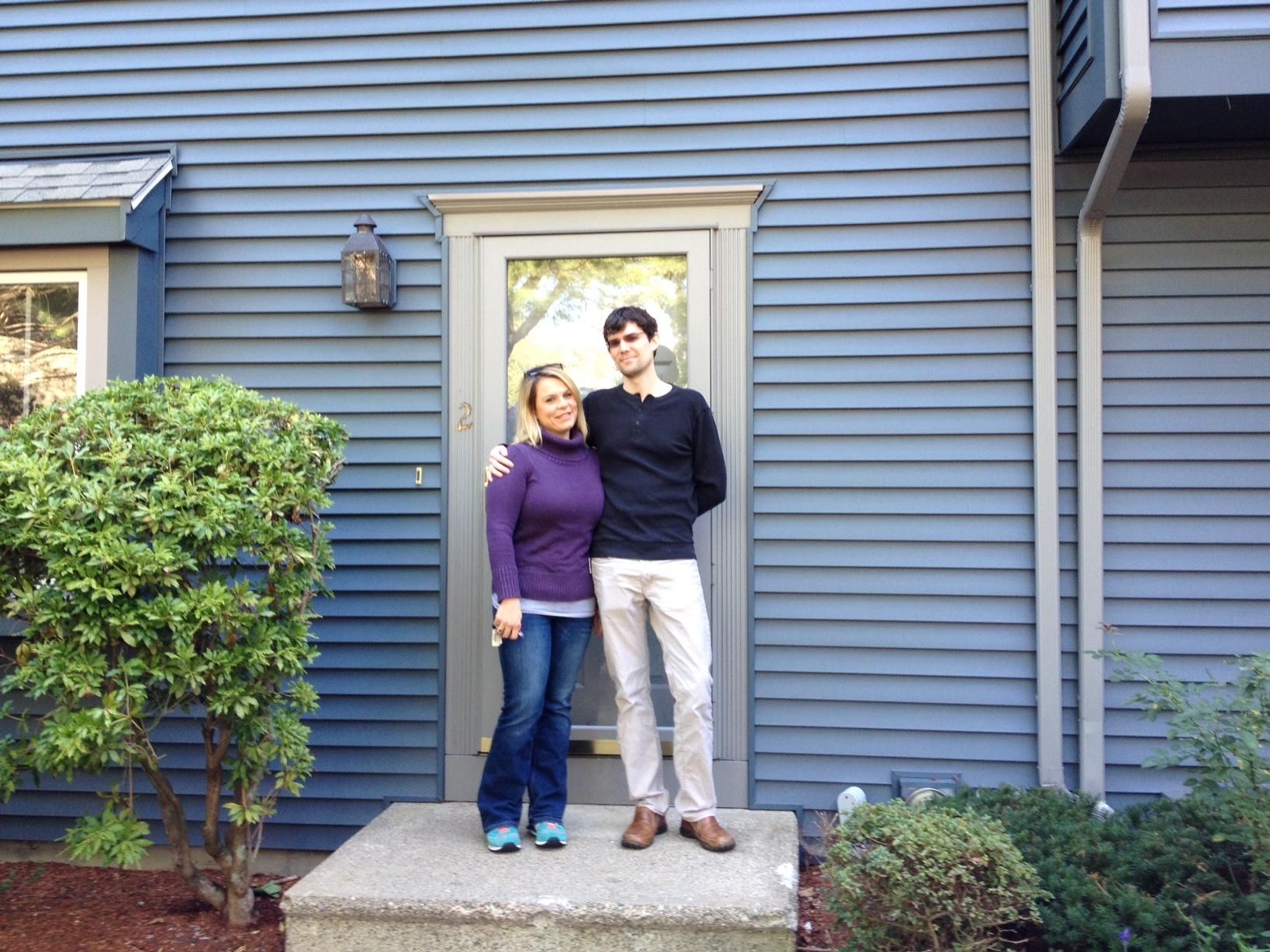 Happy Homeowners at Oak Ridge