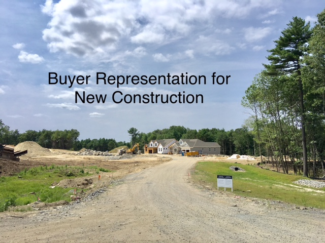 New Construction Buyer Representation
