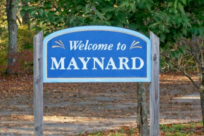 Welcome to Maynard MA 01754