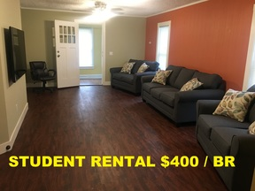 Single Family Home STUDENT RENTAL: 35 St CHARLES