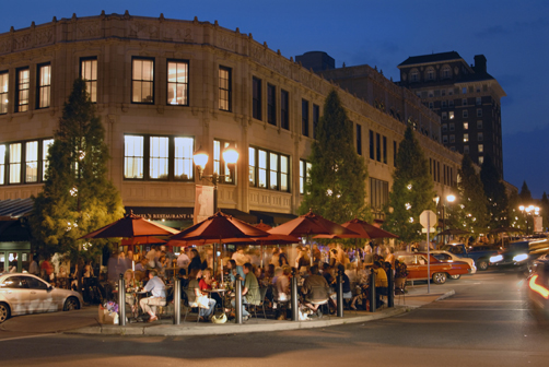 Restaurants Asheville Nc Real Estate Downtown