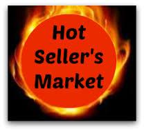 Hot Seller's Market in Ridgecrest California