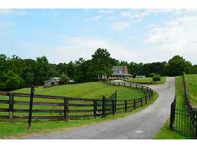 Canton GA Single Family Home Sold by GA Horse Farms!: $668,000
