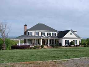 Dawsonville GA Single Family Home Sold by GA Horse Farms!: $1,000,000