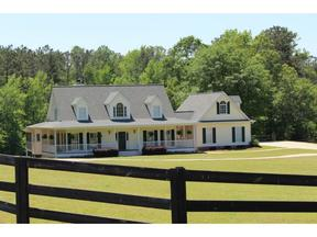Single Family Home SOLD by GA Horse Farms!: 2568 Bold Springs Road