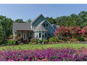 Estate Home SOLD by GA Horse Farms: 6315 Mayfield Drive