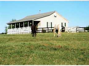 Single Family Home SOLD by GA Horse Farms: 2877 Jerusalem Church Road