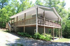 204 Summer Hill Drive Cedar Mountain NC - Home for Sale