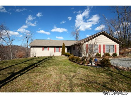 259 Blue Ridge Overlook Drive Brevard NC - HomeInBrevard