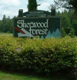 Sherwood Forest Brevard NC Real Estate for Sale - HomeInBrevard