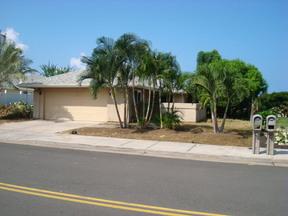 Residential : 77-6542 HOOLAUPAI ST